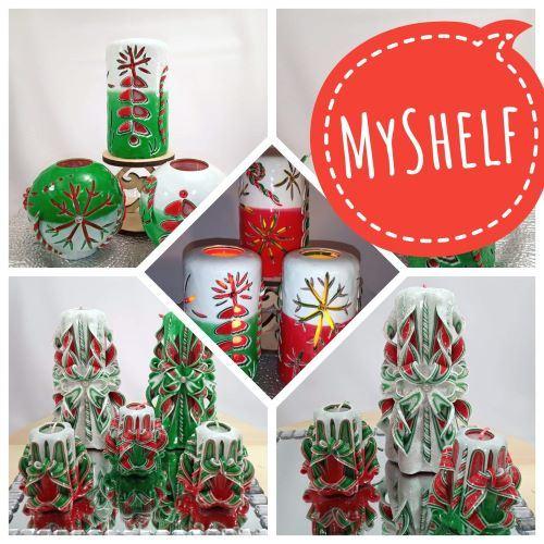 Myshelf Handmade